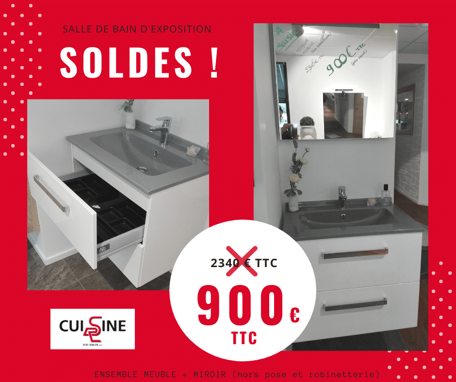 SOLDE SDB EXPO 2 - SOLDES !